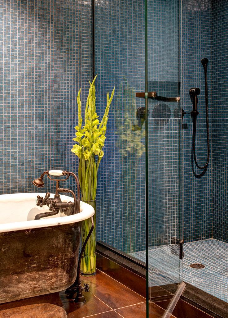 Фотография: Ванная в стиле , Декор интерьера, Квартира, Дома и квартиры, Проект недели, Илья Беленя – фото на InMyRoom.ru