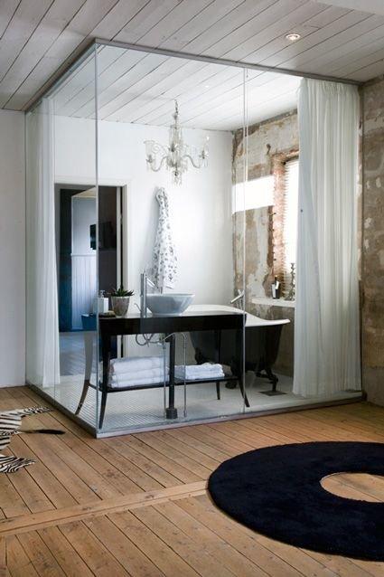 Фотография: Ванная в стиле Скандинавский, Декор интерьера, Декор дома – фото на InMyRoom.ru