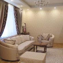 Фото из портфолио Уютная квартира в классическом стиле – фотографии дизайна интерьеров на INMYROOM