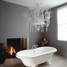 Фотография: Ванная в стиле Классический, Современный, Эклектика – фото на InMyRoom.ru