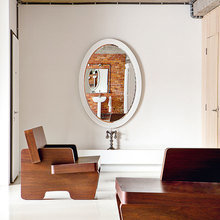 Фотография: Ванная в стиле Лофт, Дом, Дома и квартиры, Проект недели – фото на InMyRoom.ru