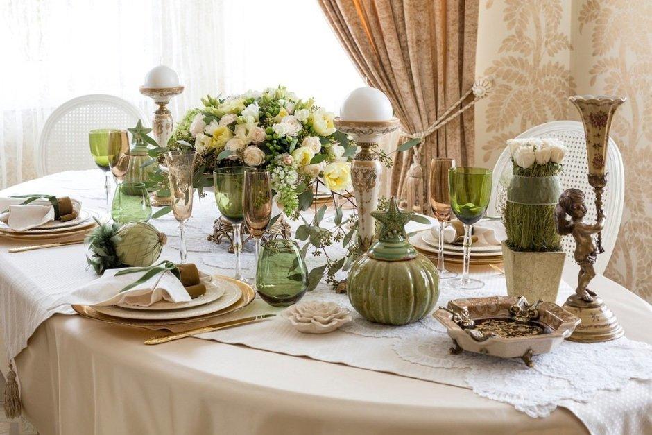 Фотография: Кухня и столовая в стиле Прованс и Кантри, Дом, Дома и квартиры – фото на InMyRoom.ru