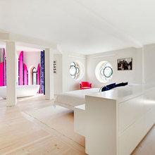 Фотография:  в стиле Современный, Квартира, Дома и квартиры, Архитектурные объекты – фото на InMyRoom.ru
