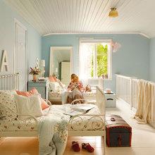 Фотография: Детская в стиле Кантри, Дом, Дома и квартиры, IKEA, Проект недели, Дача – фото на InMyRoom.ru