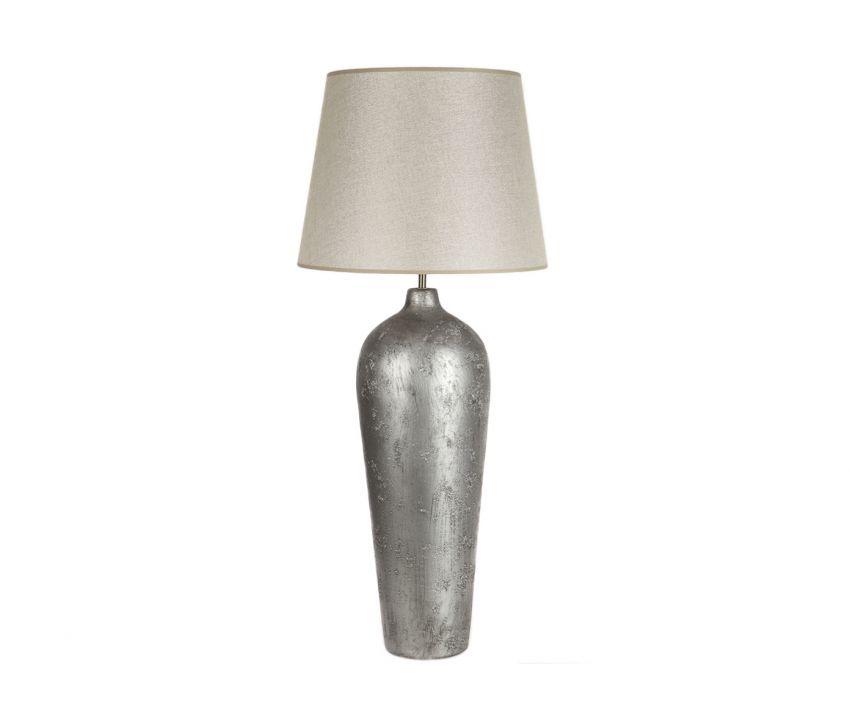 Купить Настольная лампа Sporvil с серым абажуром, inmyroom, Португалия