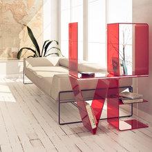 Фотография: Гостиная в стиле Лофт, Декор интерьера, Квартира, Дома и квартиры – фото на InMyRoom.ru