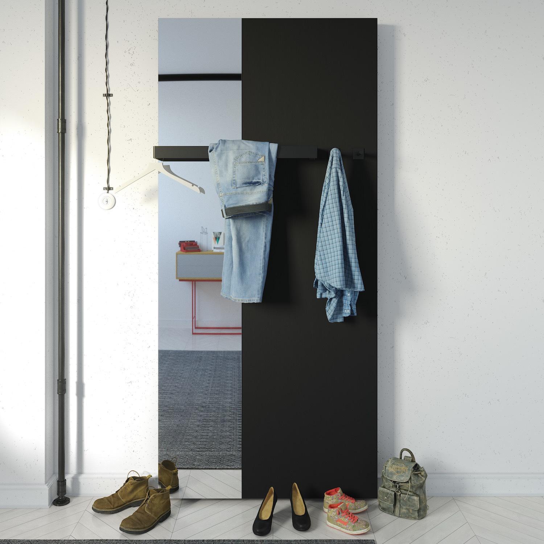Комплект Duo черного цвета