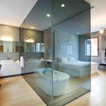 Фотография: Ванная в стиле Современный, Дома и квартиры, Городские места – фото на InMyRoom.ru