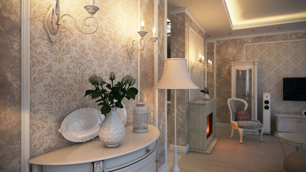 Фотография: Декор в стиле Классический, Прихожая, Квартира, Советы, Гид – фото на INMYROOM
