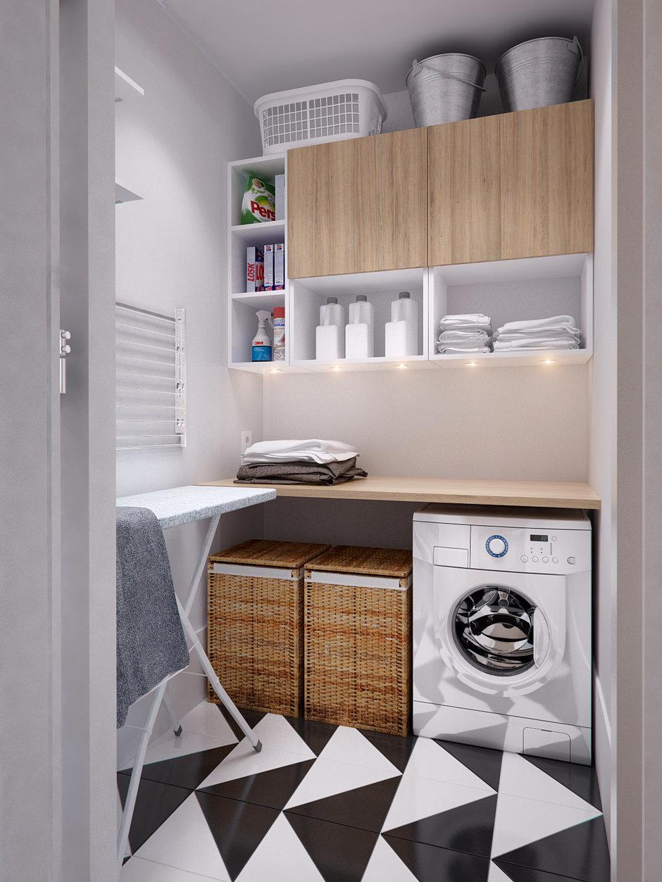 Фотография: Ванная в стиле Лофт, Квартира, Дома и квартиры, IKEA, Проект недели – фото на InMyRoom.ru