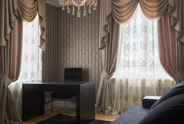 Фото из портфолио ЖК Кунцево 250 кв.м. – фотографии дизайна интерьеров на INMYROOM