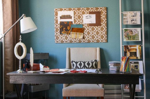 Фотография: Офис в стиле , Декор интерьера, DIY, Хранение, Советы – фото на InMyRoom.ru