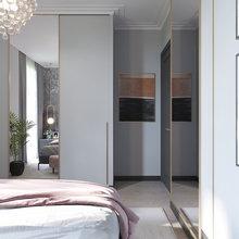 Фото из портфолио Апартаменты в Красногорске  – фотографии дизайна интерьеров на INMYROOM