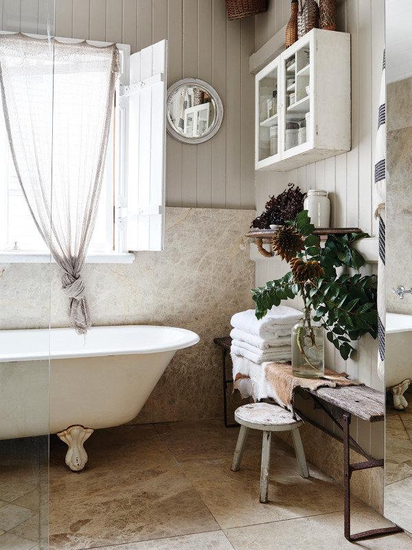 Фотография: Ванная в стиле Кантри, Декор интерьера, Дом, Австралия, Дом и дача – фото на InMyRoom.ru