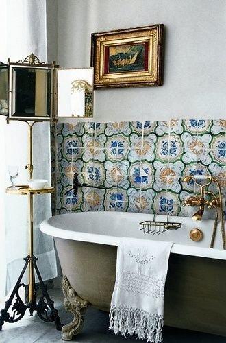 Фотография: Ванная в стиле , Стиль жизни, Советы, Прованс – фото на InMyRoom.ru