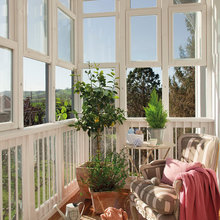 Фотография: Балкон в стиле Кантри, Декор интерьера, Дом и дача – фото на InMyRoom.ru