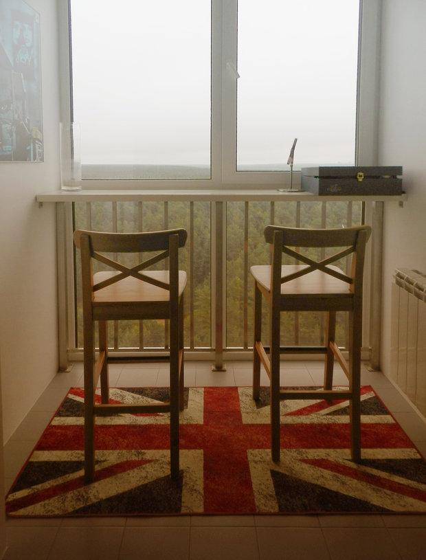 Фото из портфолио реплика на тему лофт – фотографии дизайна интерьеров на INMYROOM