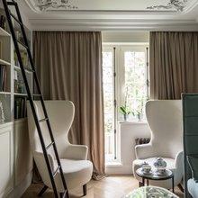 Фото из портфолио Французская гостиная  – фотографии дизайна интерьеров на InMyRoom.ru