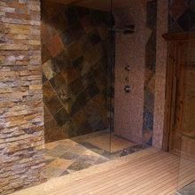 Фото из портфолио Оздоровительный комплекс – фотографии дизайна интерьеров на INMYROOM