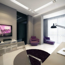 Фотография: Офис в стиле Современный, Декор интерьера, Дизайн интерьера, Цвет в интерьере, Dulux, ColourFutures – фото на InMyRoom.ru