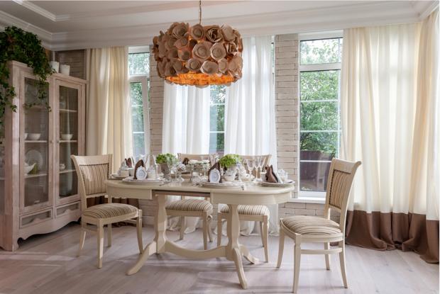 Фотография: Кухня и столовая в стиле Прованс и Кантри, Марокко + Прованс, интерьерный стиль прованс, прованс в интерьере – фото на InMyRoom.ru