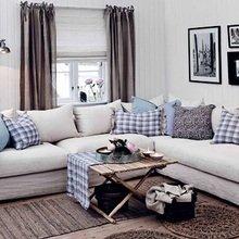 Фотография: Гостиная в стиле Кантри, Декор интерьера, DIY, Дом, Мебель и свет, Декор дома, IKEA – фото на InMyRoom.ru