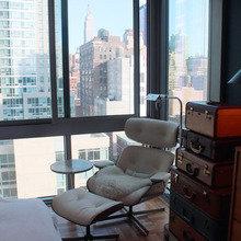 Фотография: Мебель и свет в стиле Скандинавский, Малогабаритная квартира, Квартира, Дома и квартиры, Нью-Йорк, Ар-деко, Индустриальный – фото на InMyRoom.ru