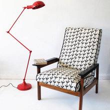 Фотография: Мебель и свет в стиле Скандинавский, Декор интерьера, DIY, Кресло – фото на InMyRoom.ru