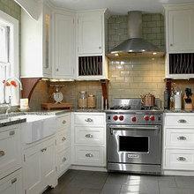 Фотография: Кухня и столовая в стиле Современный, Декор интерьера, Интерьер комнат, Плитка – фото на InMyRoom.ru