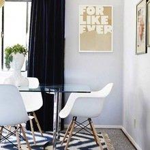 Фотография: Кухня и столовая в стиле Лофт, Современный, Интерьер комнат, Обеденная зона – фото на InMyRoom.ru