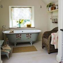 Фотография: Ванная в стиле Кантри, Декор интерьера, Квартира, Дом, Декор, Особняк – фото на InMyRoom.ru