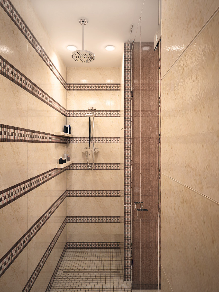 Фотография: Ванная в стиле Прованс и Кантри, Дом, Дома и квартиры, Шале – фото на InMyRoom.ru