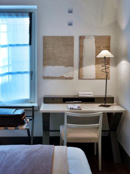 Фотография: Мебель и свет в стиле Минимализм, Эко, Италия, Дома и квартиры, Городские места, Отель – фото на InMyRoom.ru