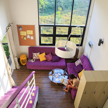 Фото из портфолио Йога студия о. Пхукет, Таиланд – фотографии дизайна интерьеров на INMYROOM