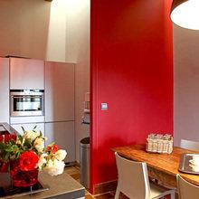 Фотография: Кухня и столовая в стиле Современный, Декор, Дома и квартиры – фото на InMyRoom.ru