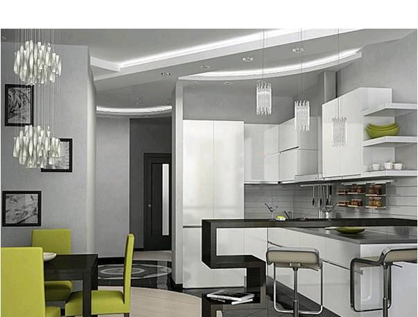 Фотография: Кухня и столовая в стиле Современный, Хай-тек, Стиль жизни, Советы – фото на InMyRoom.ru