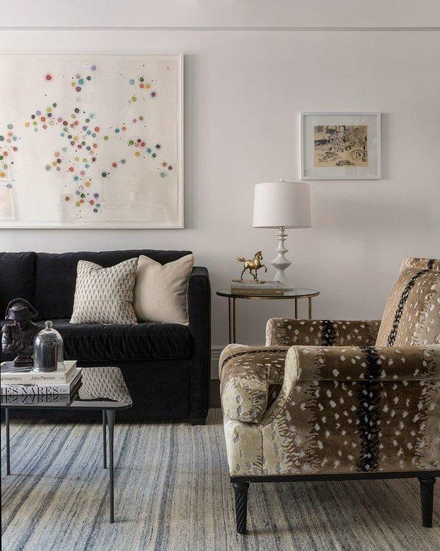 Фотография: Гостиная в стиле Классический, Декор интерьера, Квартира – фото на InMyRoom.ru