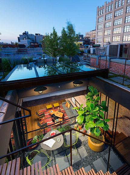 Фото из портфолио Работа архитектора Эндрю Франца – фотографии дизайна интерьеров на INMYROOM