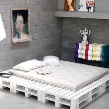 Фотография: Спальня в стиле Лофт, Декор интерьера, DIY – фото на InMyRoom.ru