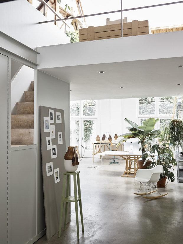 Фото из портфолио Место для вдохновения. Рабочее пространство для дизайнеров – фотографии дизайна интерьеров на INMYROOM