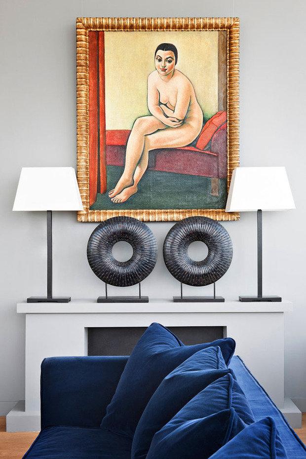 Фотография: Декор в стиле Современный, Квартира, Дома и квартиры, Интерьеры звезд – фото на InMyRoom.ru