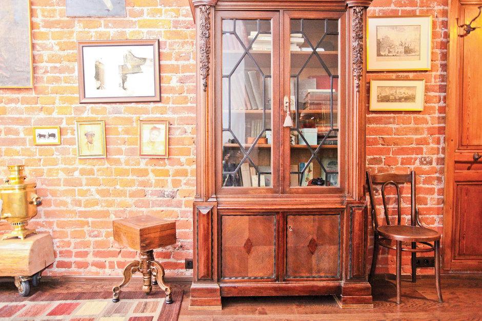Фотография: Мебель и свет в стиле , Лофт, Декор интерьера, Дом, Дома и квартиры, Стена – фото на InMyRoom.ru