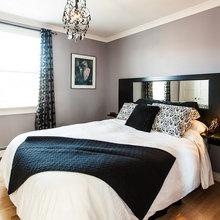 Фотография: Спальня в стиле Эклектика, Интерьер комнат – фото на InMyRoom.ru