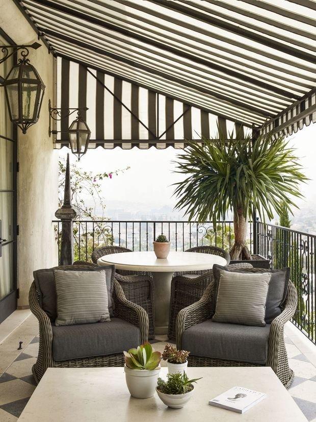 Фотография: Терраса в стиле Восточный, Советы, Дом и дача – фото на INMYROOM