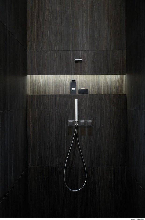 Фотография: Ванная в стиле Современный, Эко, Декор интерьера, Декор, Мебель и свет, освещение – фото на InMyRoom.ru