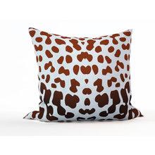Диванная подушка: Коричневые пятна