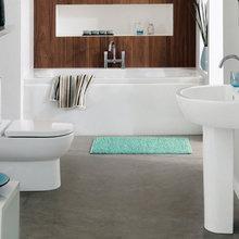 Фотография: Ванная в стиле Современный, Интерьер комнат – фото на InMyRoom.ru