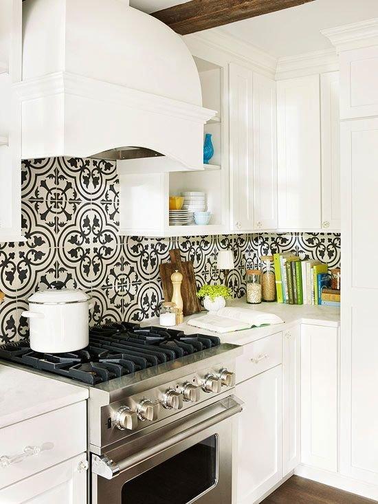 Фотография: Кухня и столовая в стиле Прованс и Кантри, Декор интерьера, Декор дома, Марокканский – фото на InMyRoom.ru