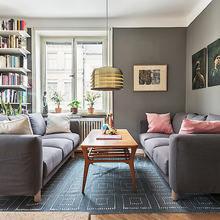 Фото из портфолио  John Ericssonsgatan 18, Kungsholmen – фотографии дизайна интерьеров на INMYROOM