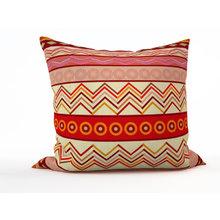 Декоративная подушка: Этнические загадки